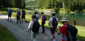 walking-group innovation